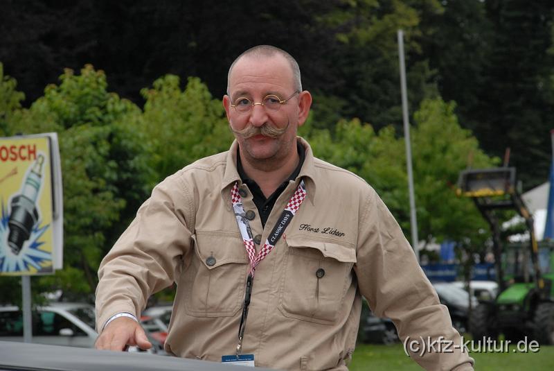 Horst Lichter ist Dauergast bei den Classic Days in Jüchen