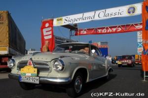 Borgward Coupe bei der Siegerland Classic 2008