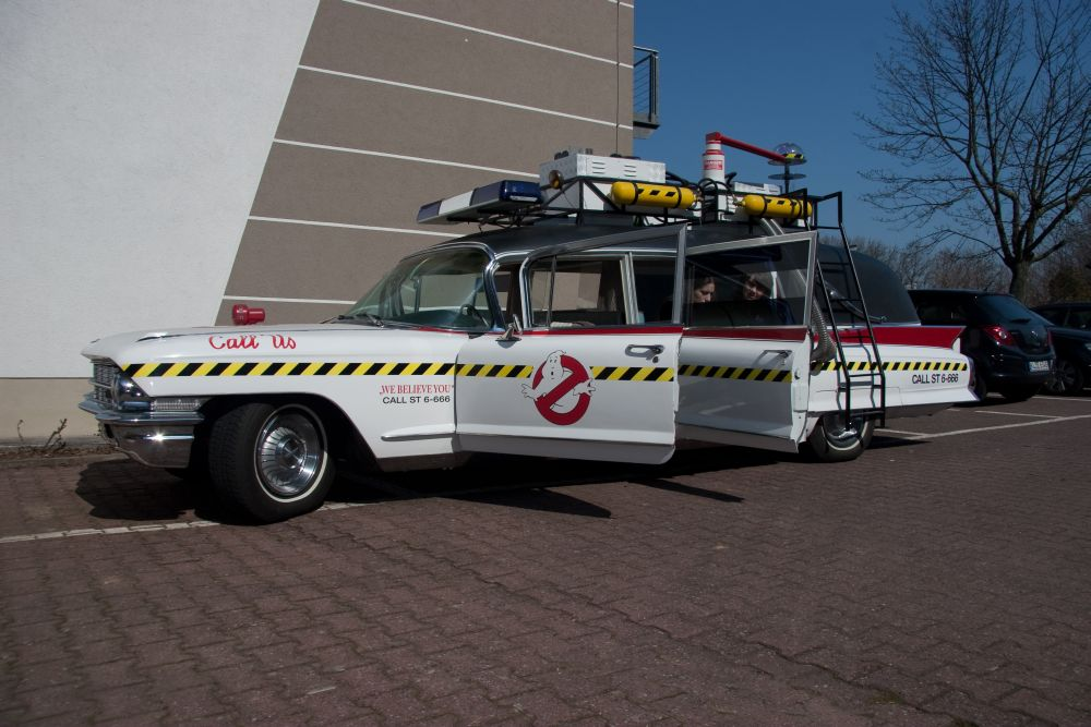 Hier das Bild Nr.3 Ecto1a Mobil