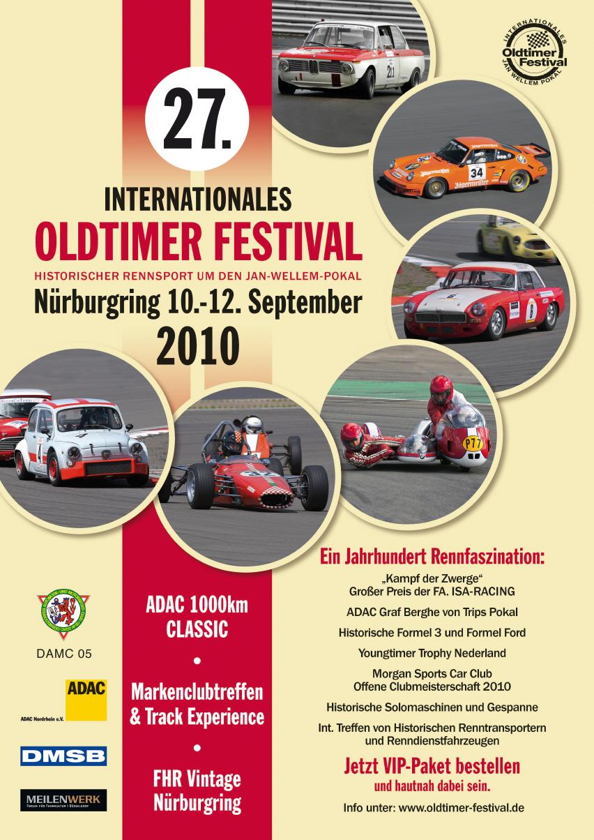 OLDTIMER FESTIVAL Nuerburgring